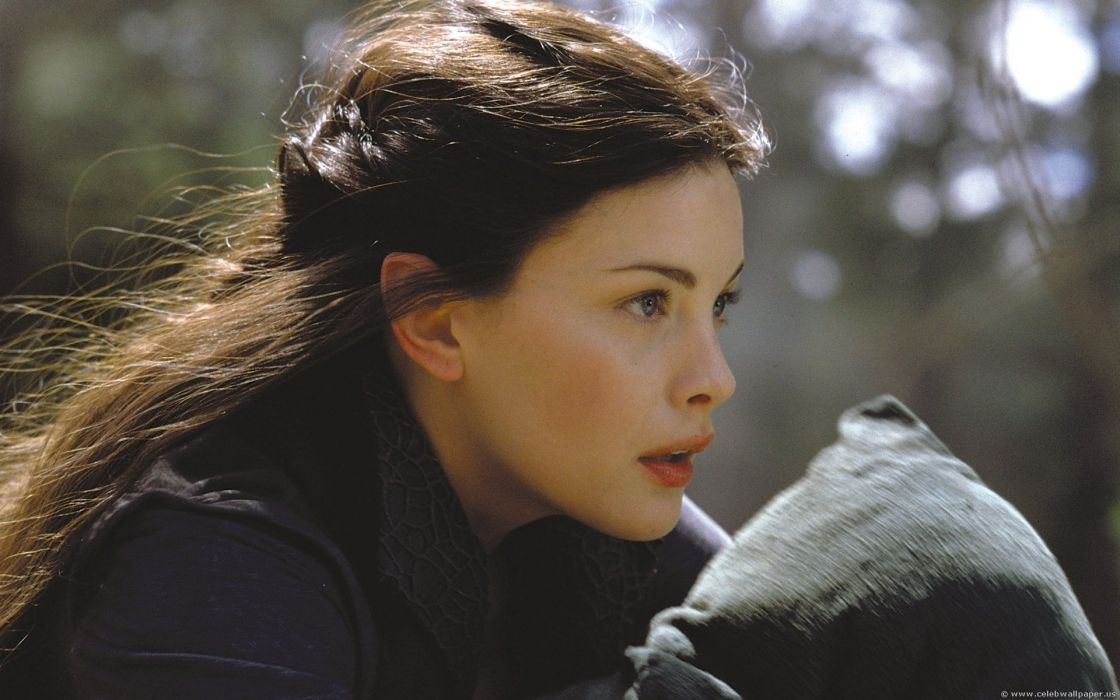 movie girl beautiful long hair Arwen Lord Of The Rings wallpaper