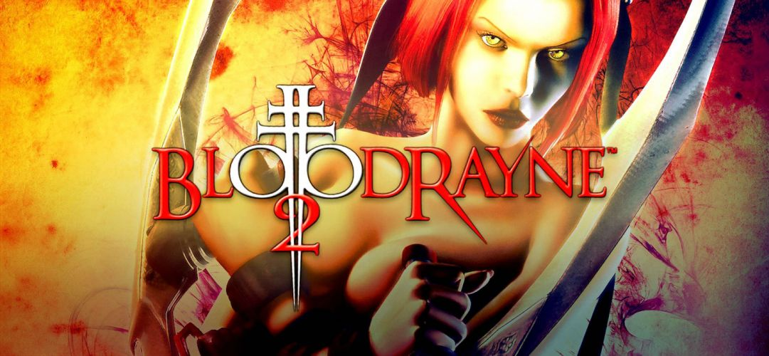 BLOODRAYNE action adventure fantasy dark horror vampire blood thriller poster wallpaper