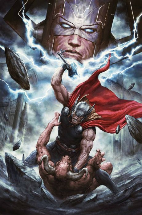 THOR superhero marvel warrior fantasy avengers wallpaper