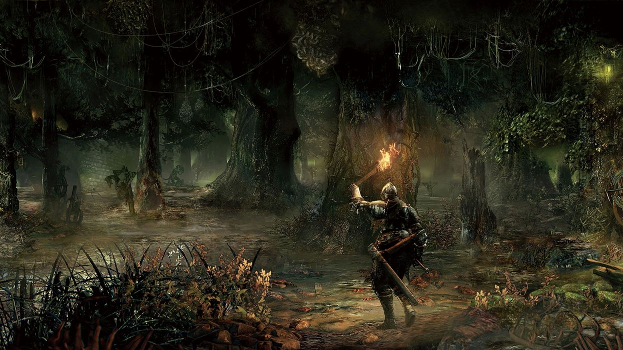 art artwork fantasy artistic original dark souls wallpaper