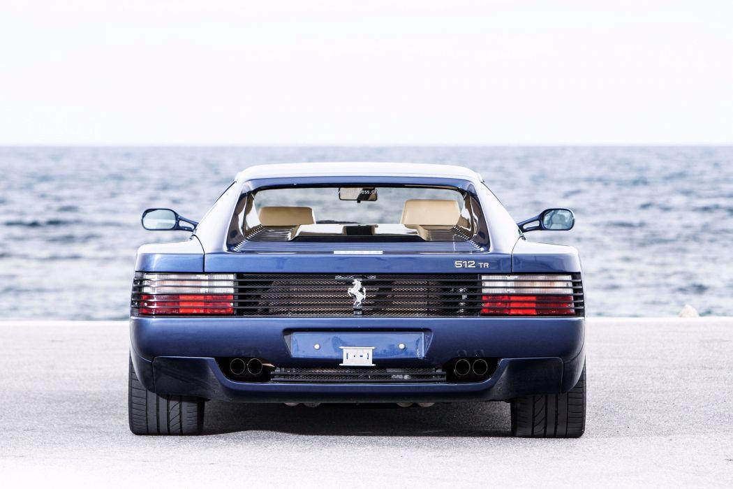Ferrari 512 TR 1991 1994 cars wallpaper