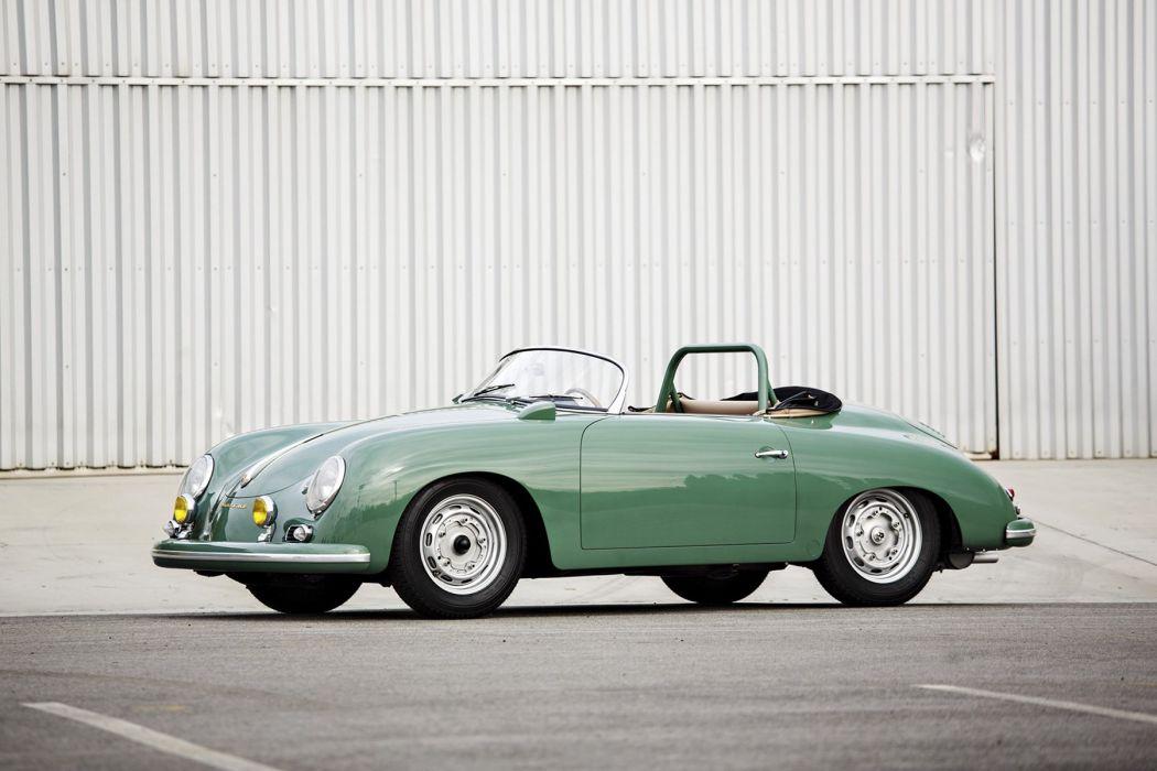 Porsche 356A 1 600 GS Carrera GT Speedster (T2) 1957 1959 cars racecars wallpaper