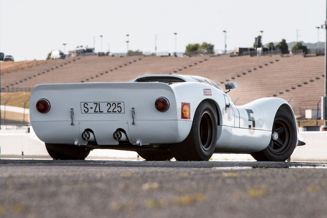 1968 Porsche 908 Kurzheck Coupe cars racecars wallpaper