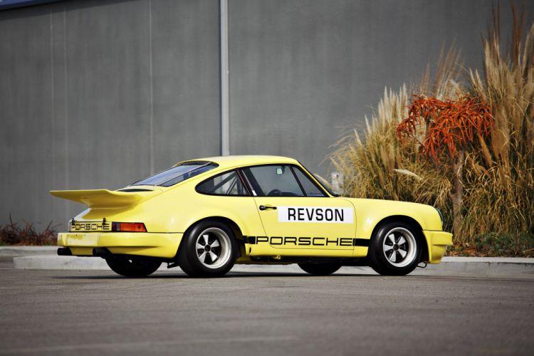 1974 Porsche 911 Carrera RSR IROC (911) cars racecars wallpaper
