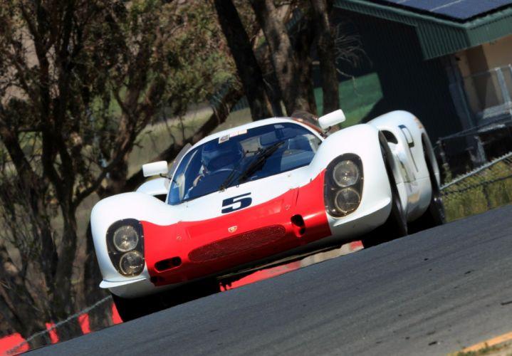 1968 Porsche 908 Kurzheck Coupe cars racecars wallpaper