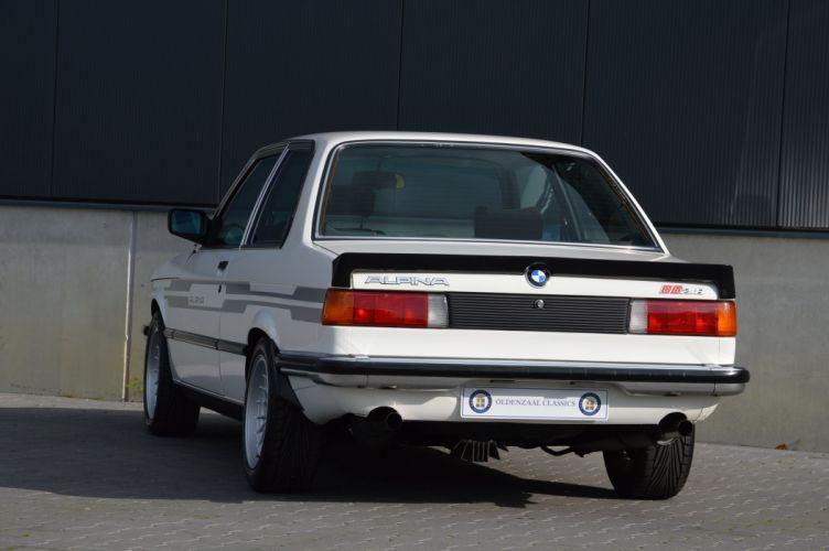 BMW Alpina B6 (E21) cars 1978 1983 wallpaper
