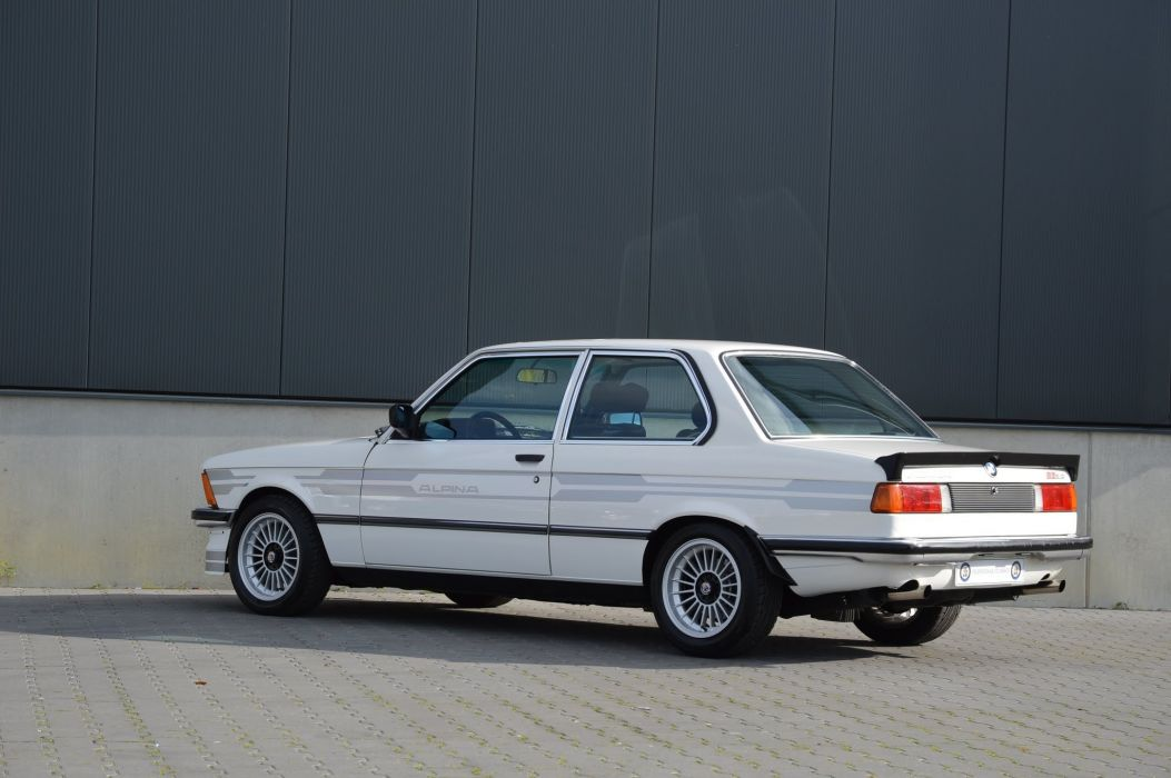 BMW Alpina B6 (E21) cars 1978 1983 wallpaper