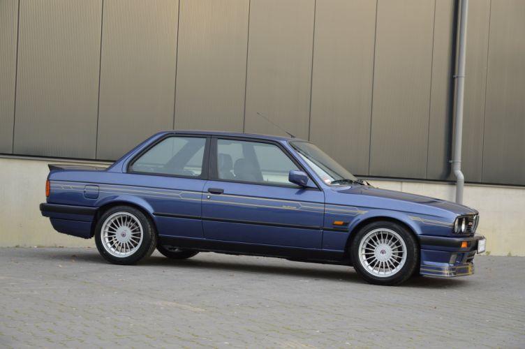 BMW Alpina B3 Coupe (E30) cars 1987 1992 wallpaper