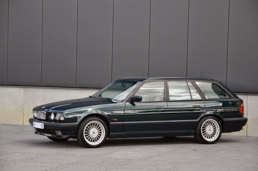 BMW Alpina B10 Allrad Touring wagon cars (E34) 1993 1996 wallpaper
