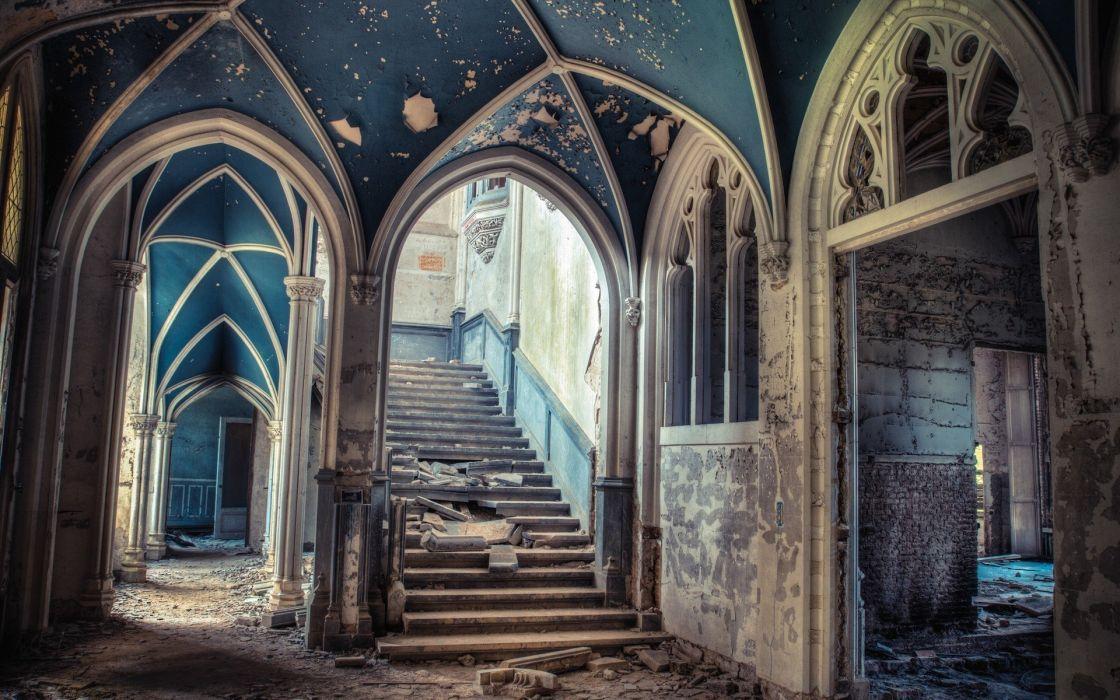 interior casa vieja arcos diseA wallpaper