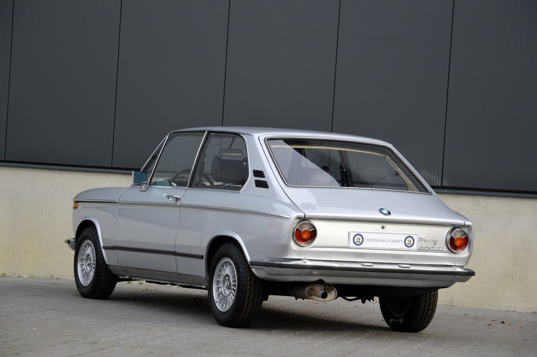 BMW 2002 tii Touring (E6) cars 1973 1974 wallpaper