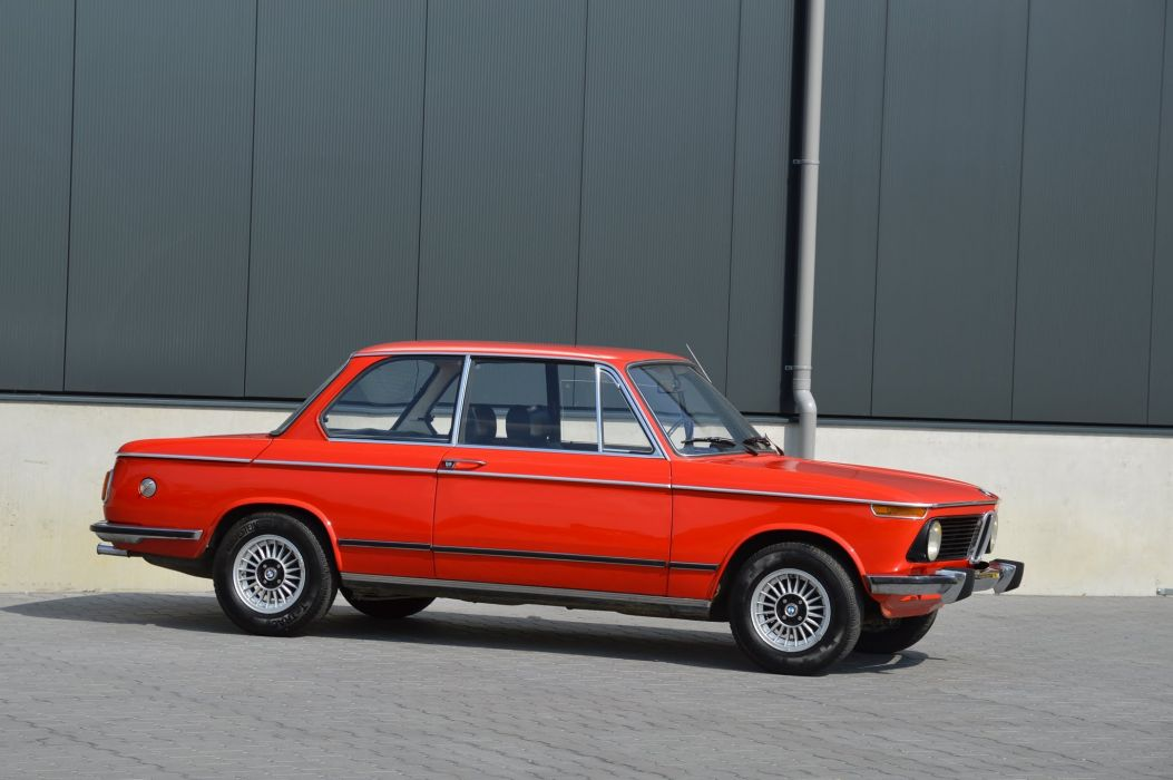 BMW 1602 (E10) cars 1973 1975 wallpaper