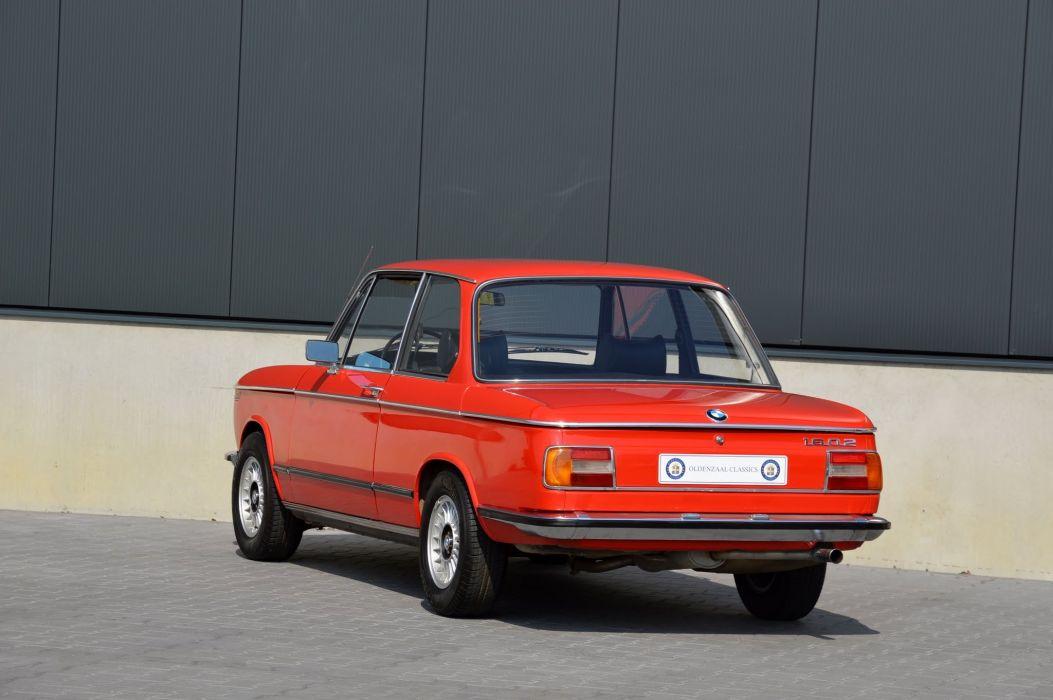 BMW 1602 (E10) cars 1973 1975 wallpaper
