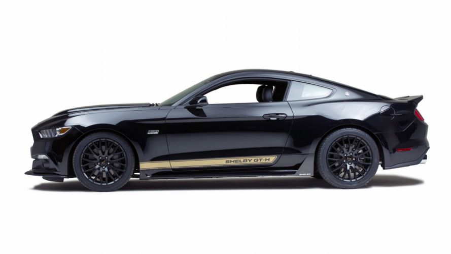 2016 Ford Shelby mustang GT-H hertz cars wallpaper