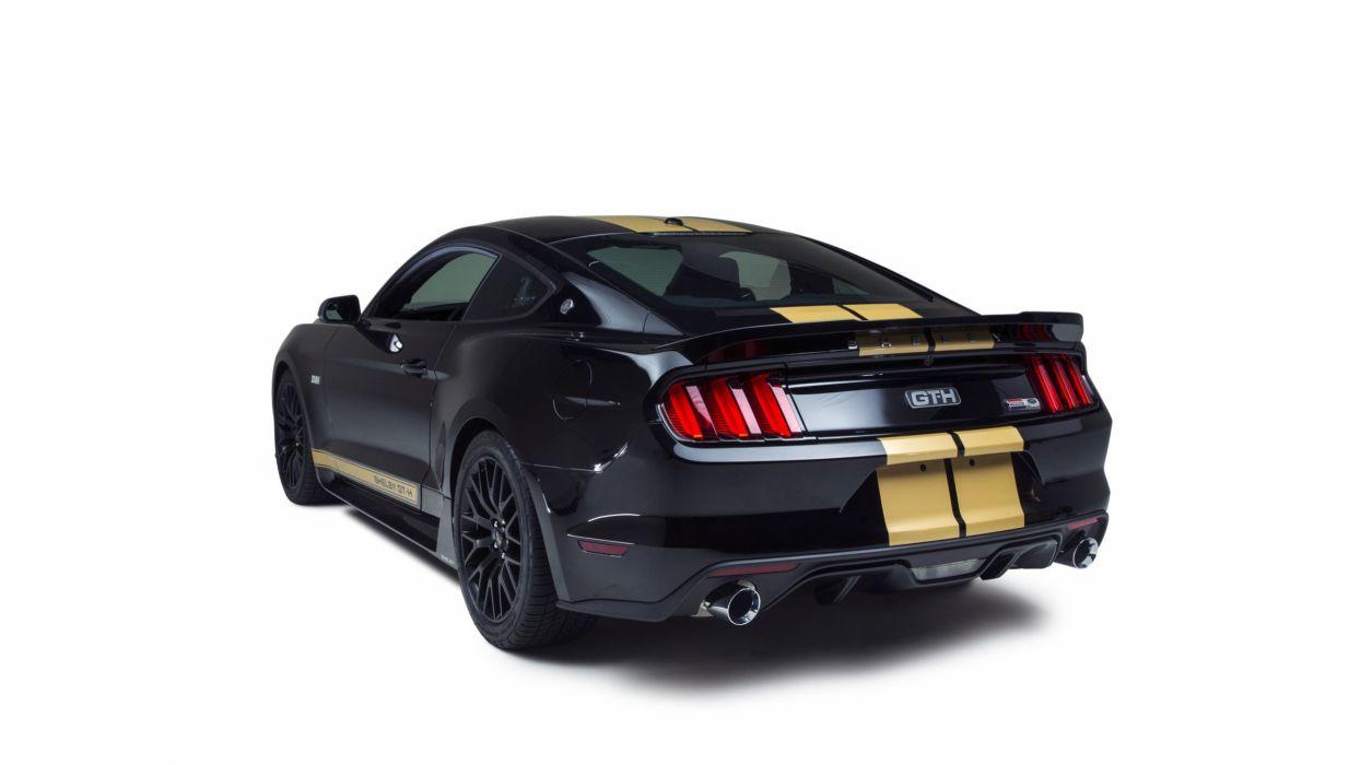 2016 Ford Shelby mustang GT-H hertz cars wallpaper