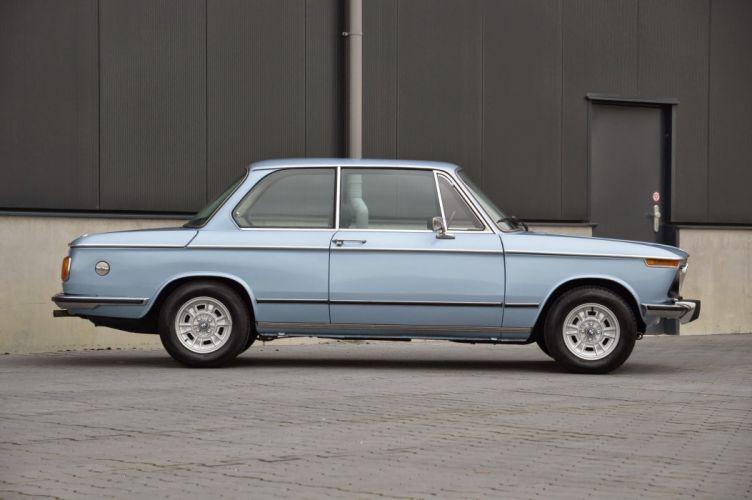 BMW 2002 tii (E10) cars 1973 1975 wallpaper
