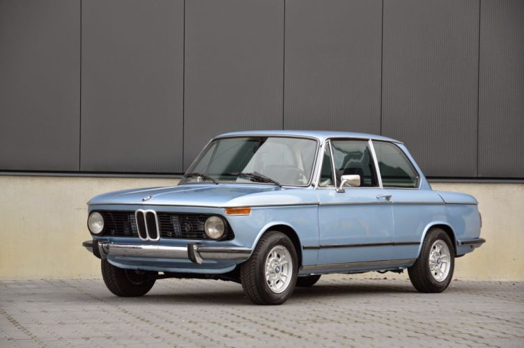 BMW 2002 tii (E10) cars 1973 1975 wallpaper