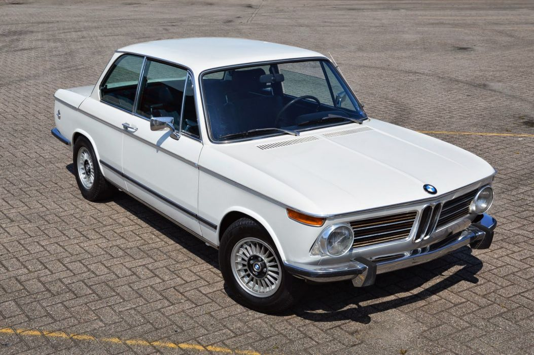 BMW 2002 tii (E10) cars 1971 1973 wallpaper
