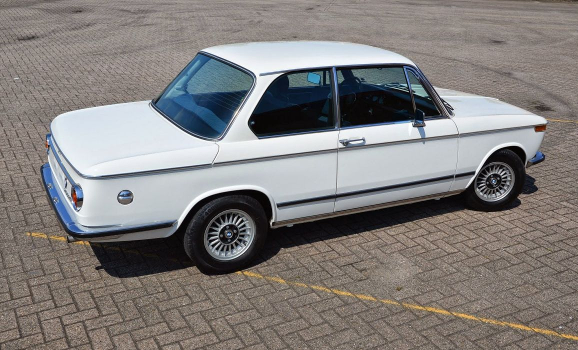 BMW 2002 tii (E10) cars 1971 1973 wallpaper