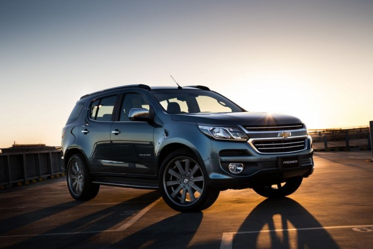Chevy Trailblazer Premier concepts cars suv 2016 wallpaper