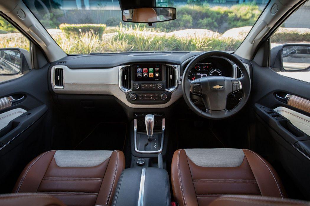 Chevy Trailblazer Premier concepts cars suv 2016 wallpaper