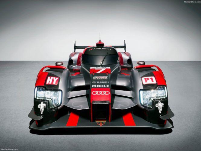 Audi R18 Racecar cars 2016 wallpaper
