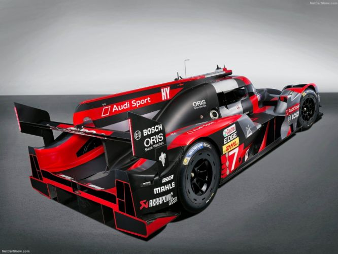 Audi R18 Racecar cars 2016 wallpaper