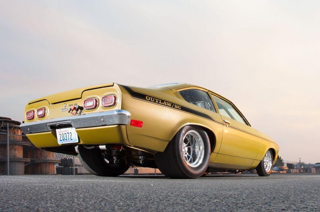 1972 Chevrolet Vega cars modified wallpaper