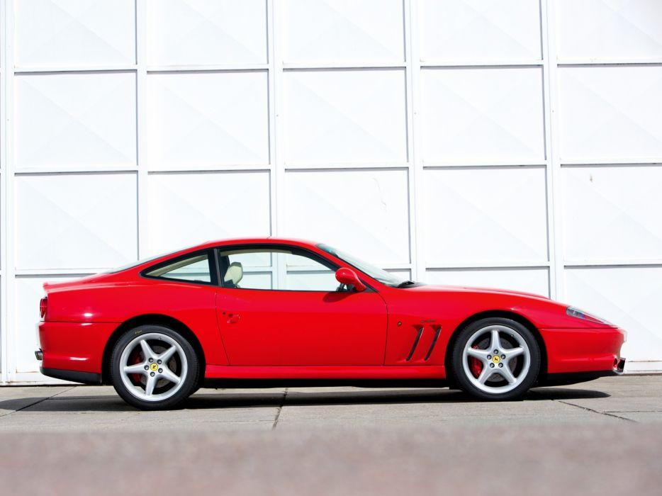 Ferrari 550 Maranello cars 1996 2002 wallpaper