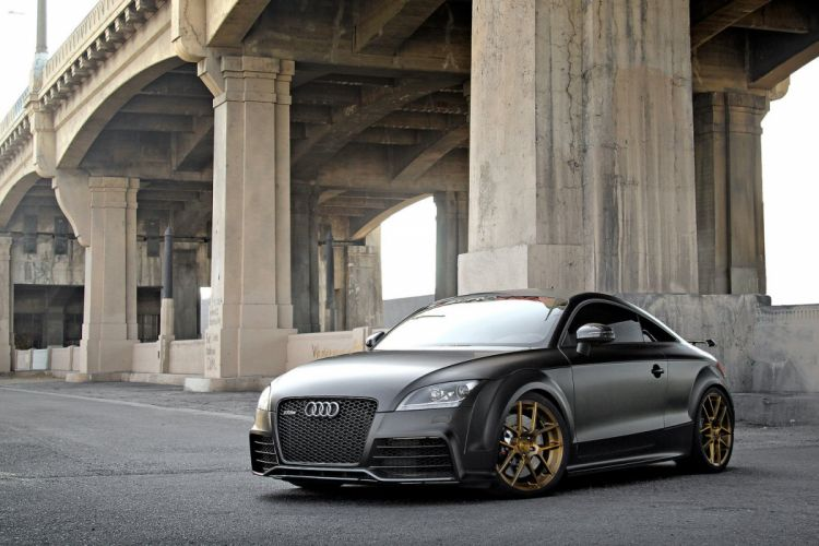 audi tt rs cars black cars wheels wallpaper