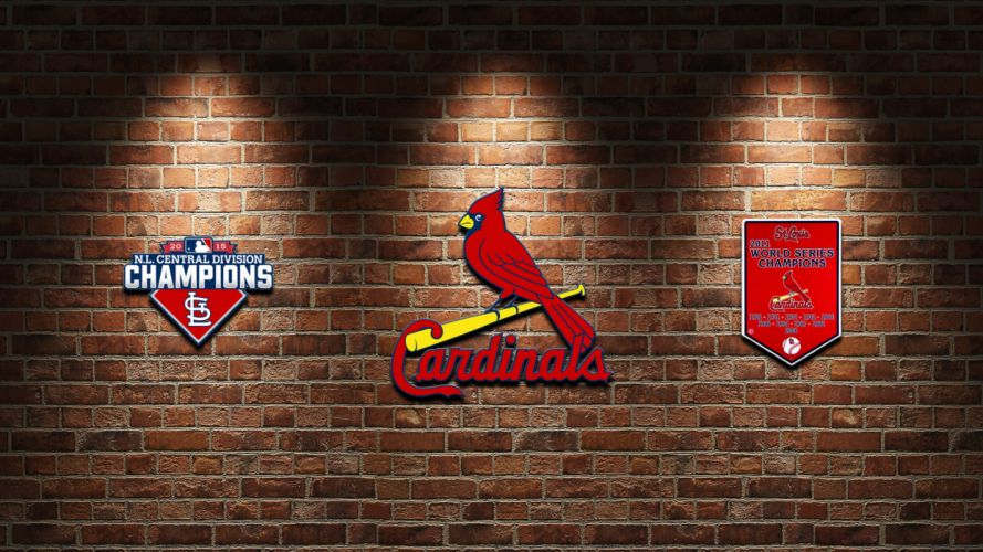 Cardinals 2016 MLB Brick St Louis wallpaper