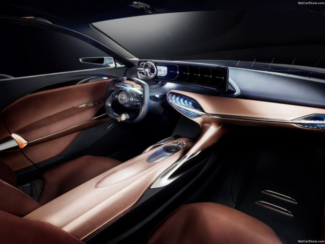 Hyundai Genesis New York Concept cars 2016 wallpaper