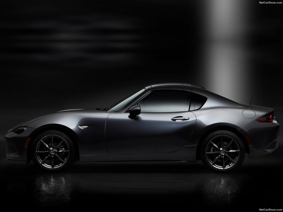 Mazda MX-5 RF targa cars 2016 wallpaper