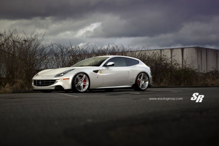 Ferrari FF cars PUR wheels modified wallpaper