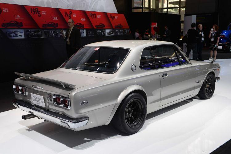 New York auto shows 2016 1969 Nissan Skyline 2000 GT-R wallpaper