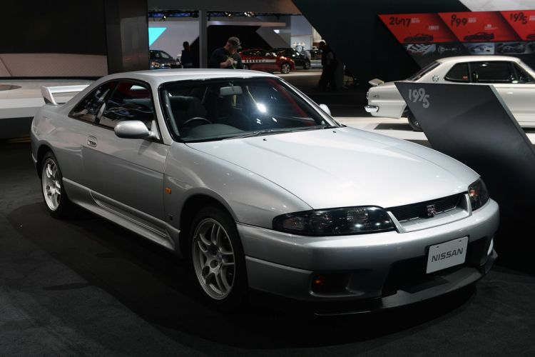 New York auto shows 2016 Nissan Skyline GT-R wallpaper