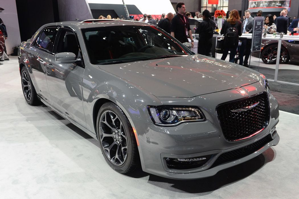 New York auto shows 2016 cars Chrysler 300S Sport Appearance Package wallpaper