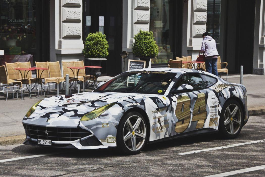 coche ferrari italiano deportivo wallpaper