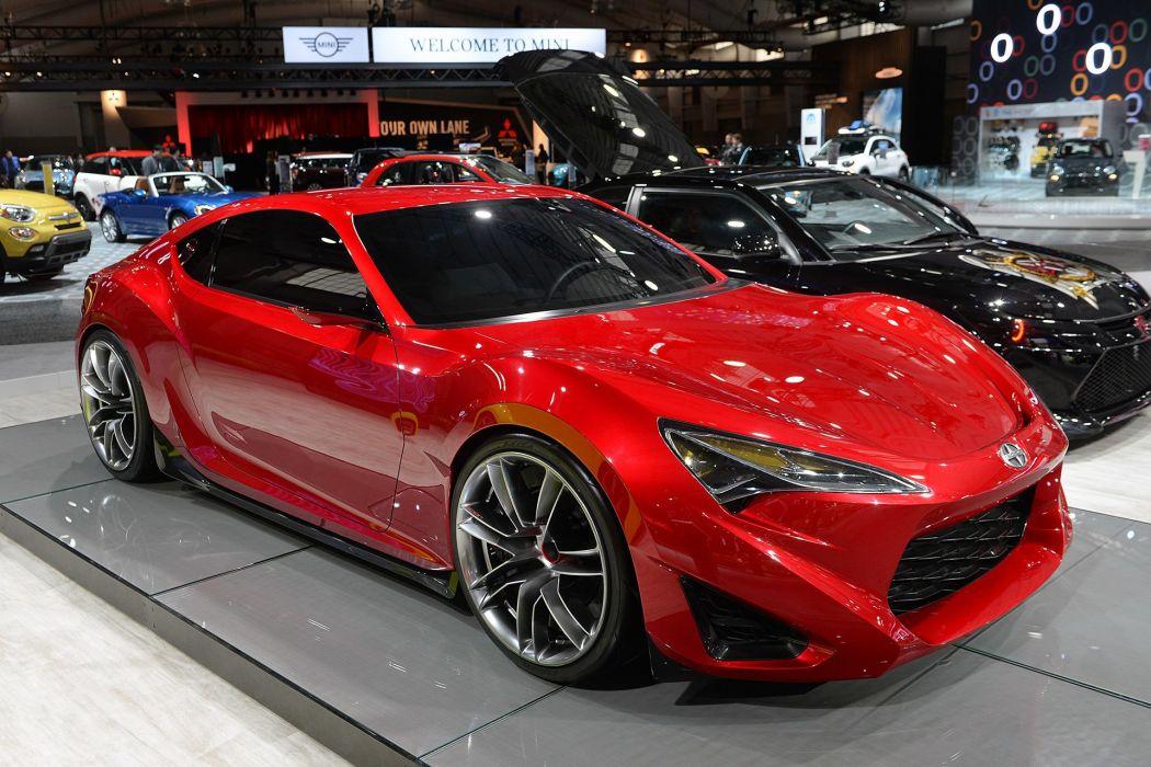 New York auto shows 2016 cars Scion Concept Cars wallpaper