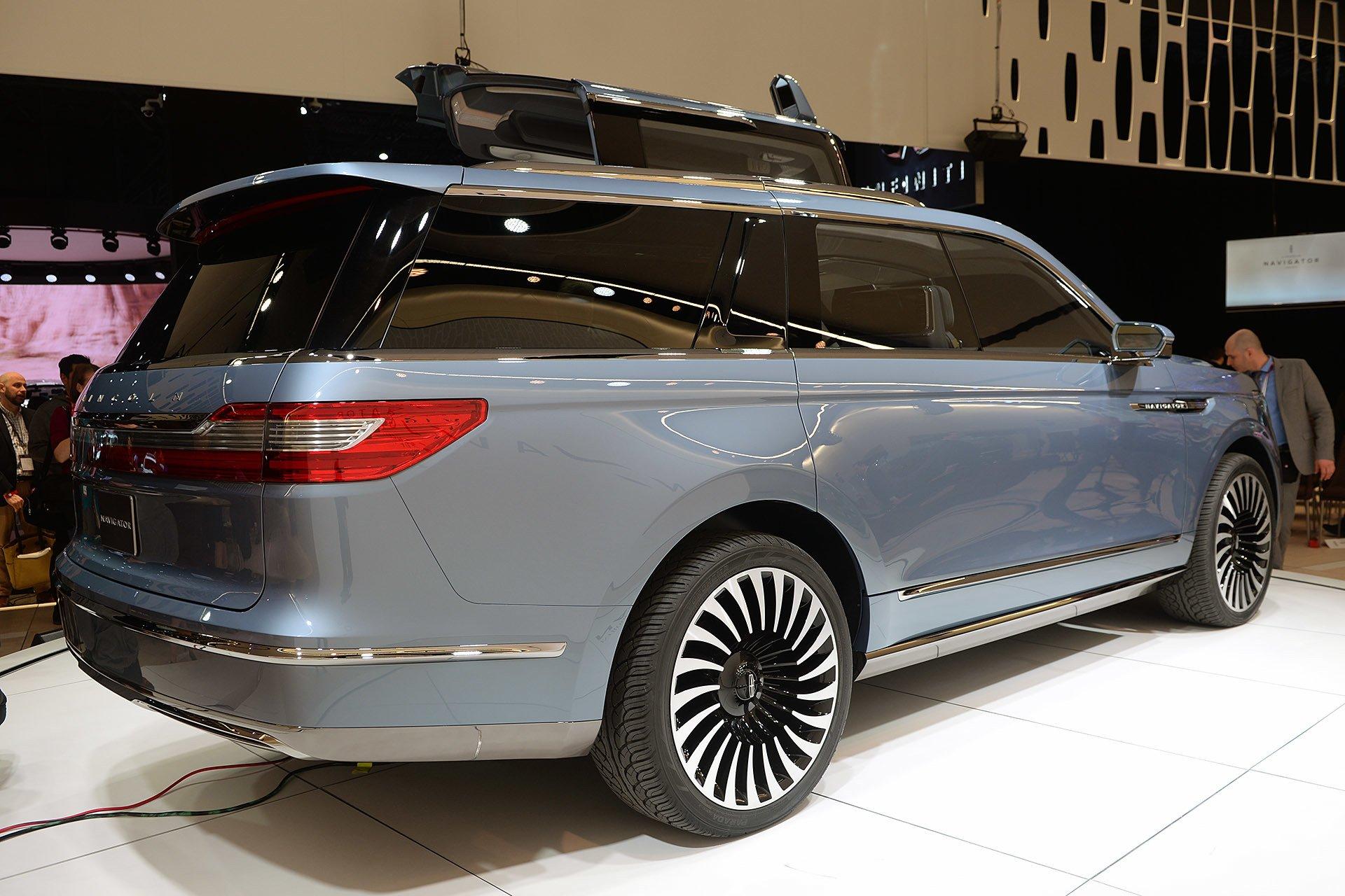 new york auto shows 2016 cars lincoln navigator concept. Black Bedroom Furniture Sets. Home Design Ideas