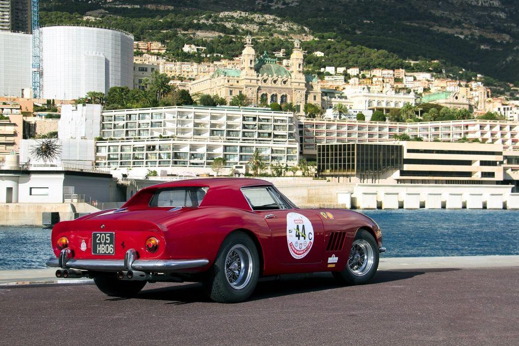 Ferrari 275 GTB Prototipo cars classic 1963 wallpaper