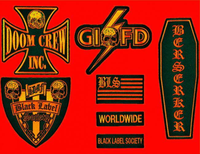ZAKK WYLDE Black Label Society Zakk Wylde Ozzy guitar heavy metal wallpaper