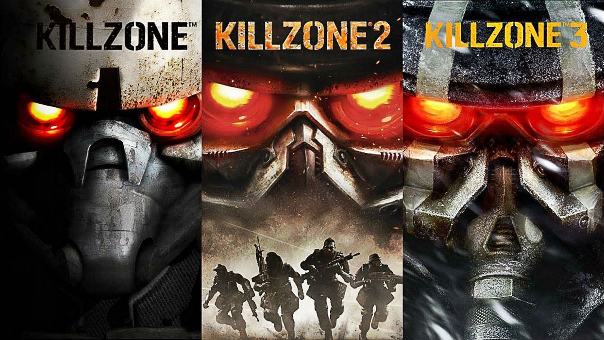 KILLZONE stealth tactical warrior sci-fi futuristic shooter action fighting poster wallpaper