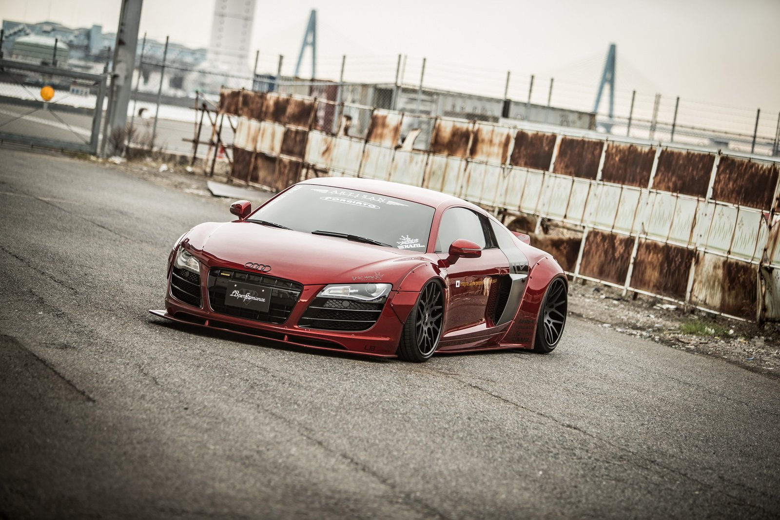 liberty walk audi r8 cars bodykit modified wallpaper 1600x1067 917959 wallpaperup. Black Bedroom Furniture Sets. Home Design Ideas