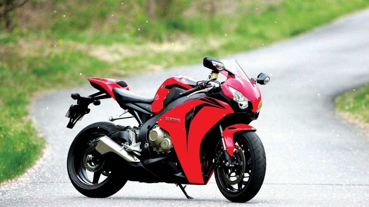 honda gbr moto japonesa roja wallpaper