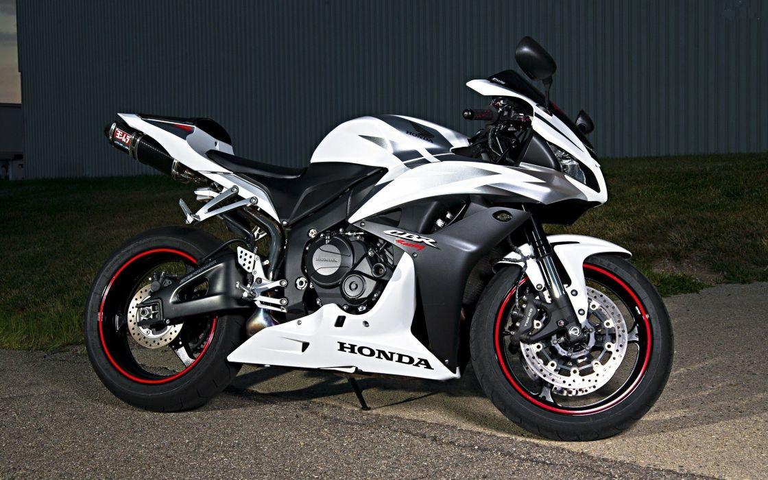 moto honda gbr blanca japon wallpaper