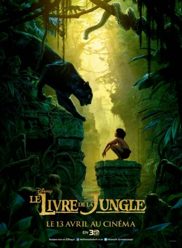 JUNGLE BOOK disney fantasy family cartoon comedy adventure drama 1jbook wallpaper