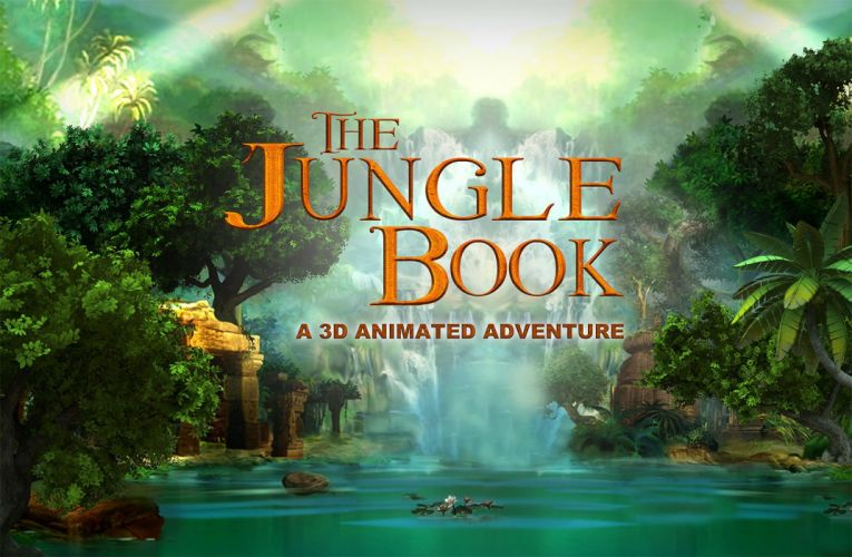 JUNGLE BOOK disney fantasy family cartoon comedy adventure drama 1jbook poster wallpaper
