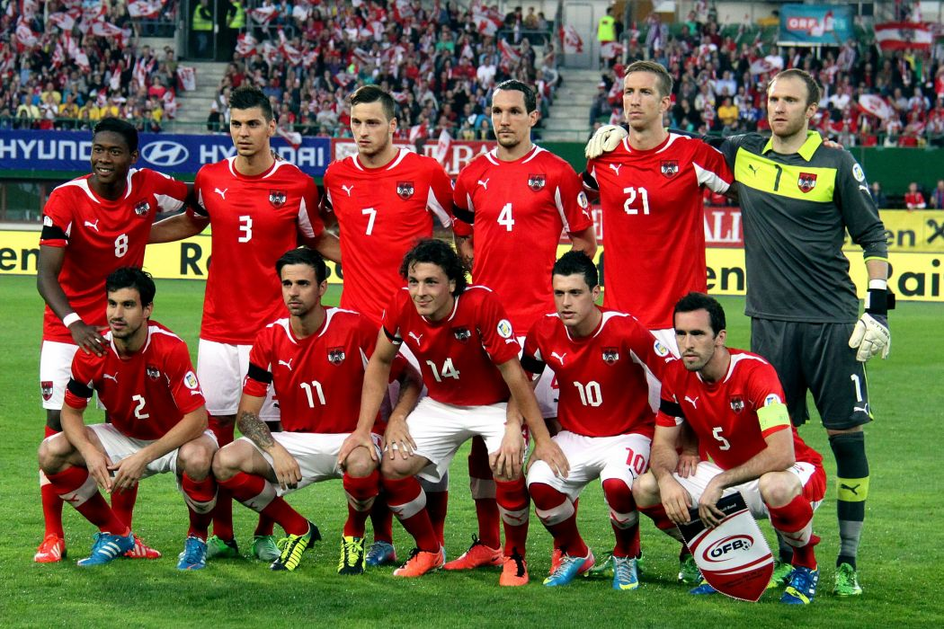 selecccion nacional futbol austria europa wallpaper