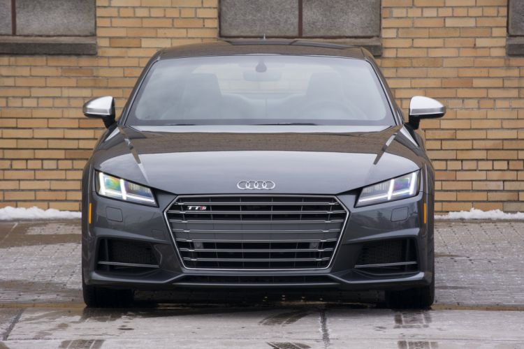 2016 Audi TTS cars coupe wallpaper